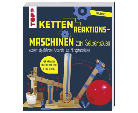 TOPP Ketten-Reaktions-Maschinen zum Selberbauen