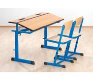 Schülerstuhl Ecoflex Sitzhöhen 5, 6, 7