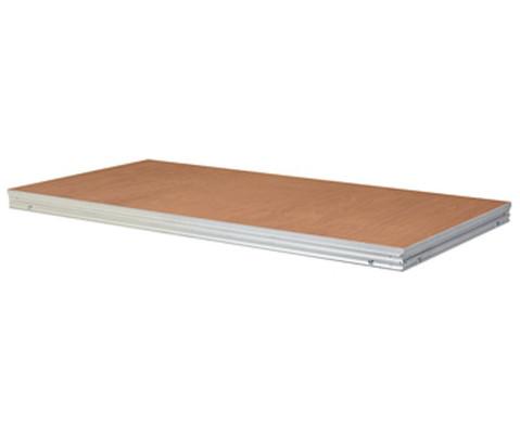 1 x Praktikus Buehnenelement- AUSSEN Siebdruckplatte wetterfest