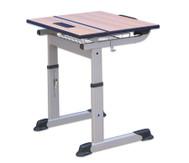 Aluflex-Einer-Tisch DIN/ISO Grössen 3,4,5