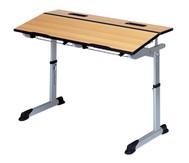 Aluflex-Einer-Tisch DIN/ISO Grössen 4,5,6,7