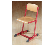 Schülerstuhl, Sitzhöhe: 42 cm