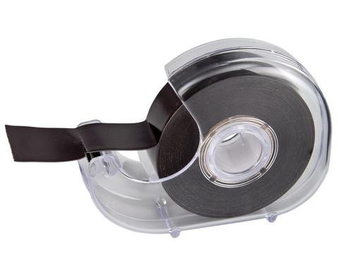 Magnetisches Klebeband auf Abroller-1