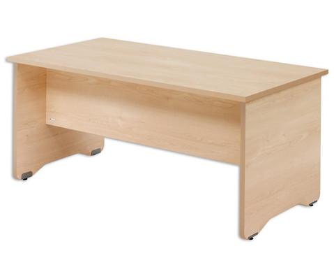 Schreibtisch Masse H x B x T 72 x 160 x 80 cm