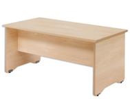 Schreibtisch, Masse (H x B x T): 72 x 160 x 80 cm