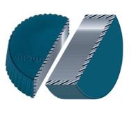 Kraftmagnete, blau, 10er Set