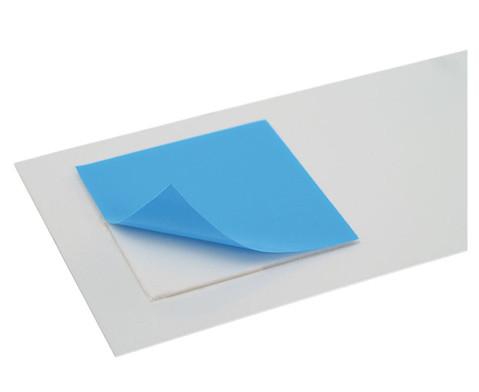 Selbstklebende Magnet-Leisten 10er-Set