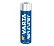 VARTA High Energy Micro AAA, 4 Stück
