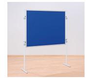 Einhängetafel Tafeloberfläche blau