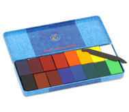 16 Farbblöcke Stockmar Wachsfarben