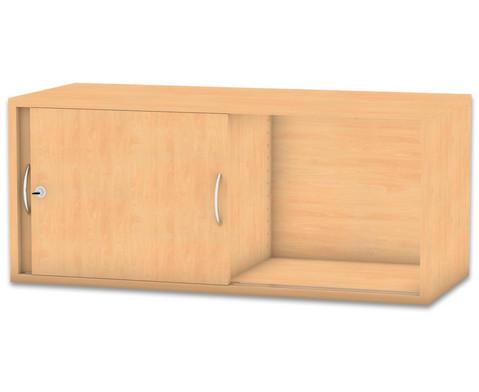 Flexeo Aufsatzschrank mit 2 Faechern HxB 414 x 944 cm-1