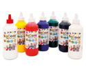 Bio-Color-Set 7 Flaschen mit 500 ml-1