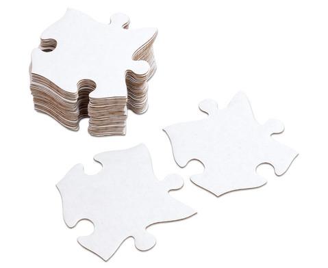32 Riesen-Puzzleteile blanko-3