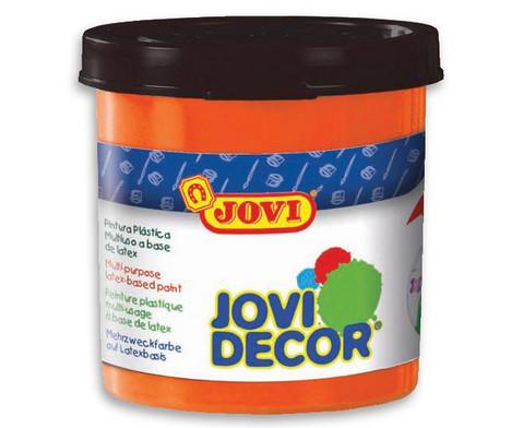 Jovi-Decor 6x je 50 ml weiss gelb rot blau gruen schwarz-2