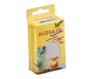 Mosaik-Fugenmasse, 250 g, weiss