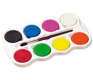 Grosse Farbpalette für 8 Farben