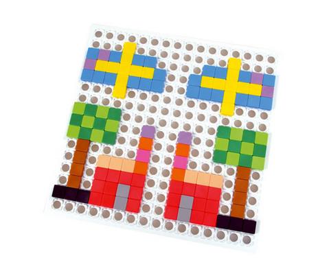 Mosaik Legespiel