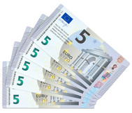 5 Euro, Ergänzungssatz