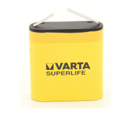 Varta Superlife Flachbatterie