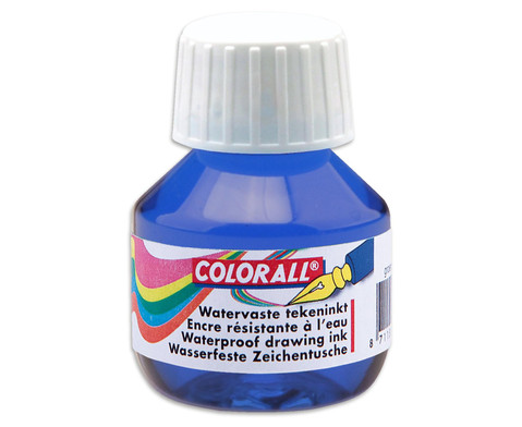 AquaTint-Zeichentusche Einzelfarben-11