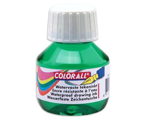 AquaTint-Zeichentusche Einzelfarben-15