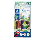 Farbstifte Noris Club®, Etui mit 12 Farben