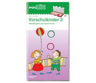 miniLÜK-Heft: Übungen für Vorschulkinder 2