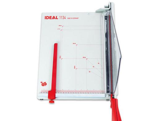 IDEAL Schneidemaschine 1134 bis 25 Blatt-2