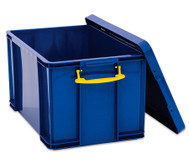 Really Useful Aufbewahrungsbox 35 l, blau