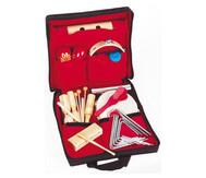Rhythmik-Tasche mit 26 Einzelinstrumenten