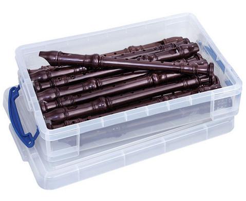 Gruppensatz mit 15 Kunststoff-Blockfloeten
