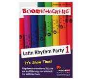 Boomwhackers Latin Rhythm-Party