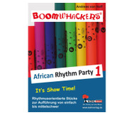 Boomwhackers African Rhythm-Party