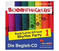 Boomwhackers-Rhythm Party - Begleit-CD
