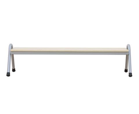 Stapelbank Sitztiefe 30 cm 150 cm breit