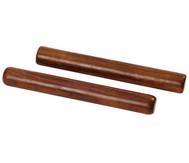 Claves aus Sheesham-Holz, Paar