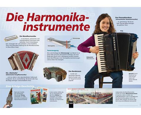 Poster - Die Harmonikainstrumente