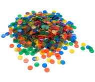 Satz mit 1000 Maxi-Chips 25mm