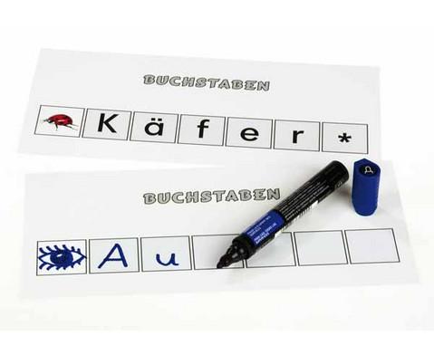Klappe auf Buchstabierspiel ohne magnetisches Leseset-3