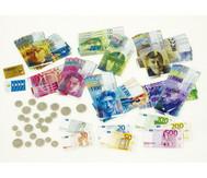 Übungsgeld Schweizer Franken