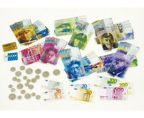 UEbungsgeld Schweizer FrankenDas UEbungsgeld