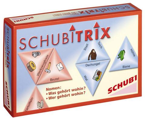 SCHUBITRIX - Nomen