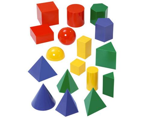 Grosse Geometrie-Koerper
