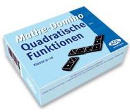 Mathe-Domino: Quadratische Funktionen