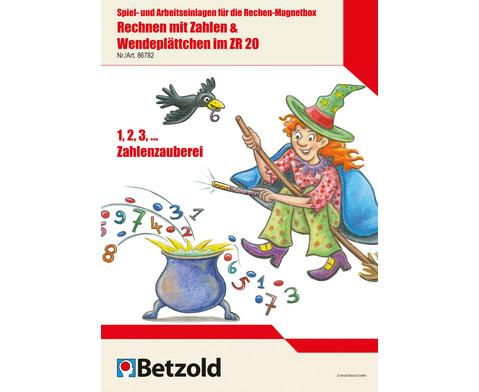 Betzold Band 2 Rechnen mit Zahlen und Wendeplaettchen im ZR bis 20