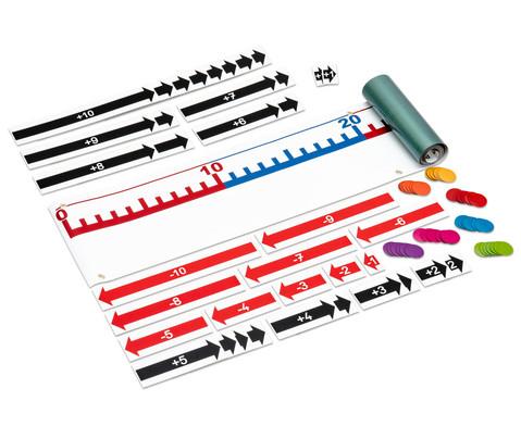 Betzold Magnet-Zahlenstrahl von 0 bis 100 mit Zubehoer