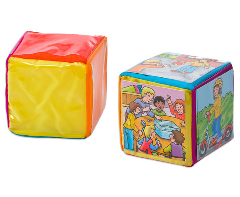 1 Pocket Cube 15 x 15 x 15 cm