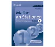 Mathe an Stationen 6