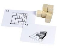 Cubo Kartensätze 1 - 5 (ohne Holzwürfel)