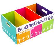 Bunte Aufbewahrungsbox für Boomwhackers